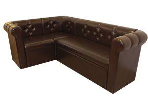 Угловой диван Модерн 10 ДУ